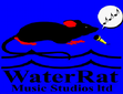 Waterrat Blue Logo